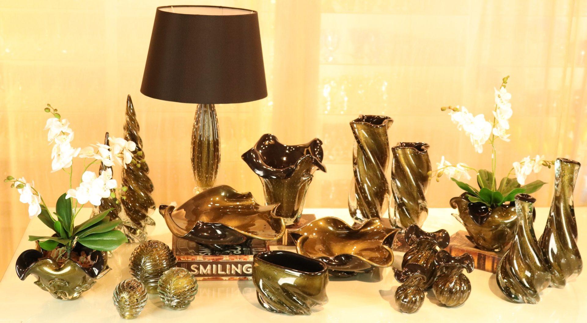 All Black Gold é tendência em decoração